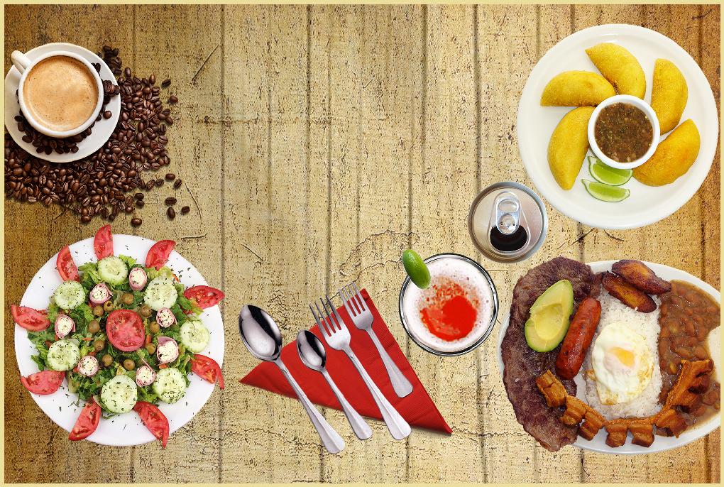 El Molino Colombian Restaurant Menu